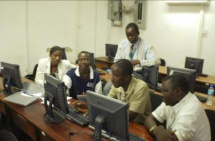 CEPDEP-Tanzania Workshop on digitisation of biodiversity information
