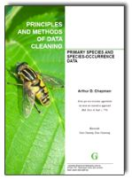 Principles and Methods of Data Cleaning - Primary Species and Species-Occurrence Data