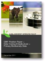 GBIF Position Paper on Data Hosting Infrastructure for Primary Biodiversity Data