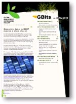 GBits newsletter no. 27