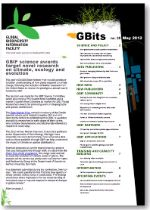 GBits newsletter no. 28