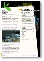GBits Newsletter no. 30