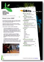 GBits newsletter no. 31