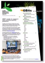 GBits newsletter no. 32