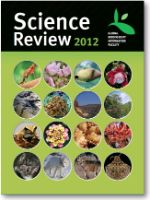 GBIF Science Review 2012