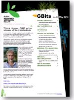 GBits Newsletter no. 34