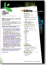 GBits Newsletter no. 35