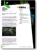 GBits Newsletter no. 38