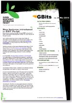 GBits Newsletter no. 39