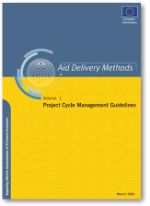 Aid Delivery Methods - Project Cycle Management Guidelines