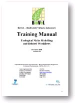 BioVeL Training Manual on Ecological Niche Modelling and Related Workflows