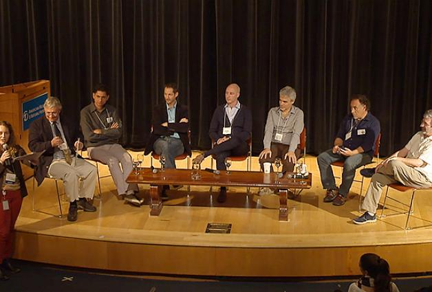 Panel discussion, 'Frontiers of Biodiversity Informatics and Modelling Species Distributions'