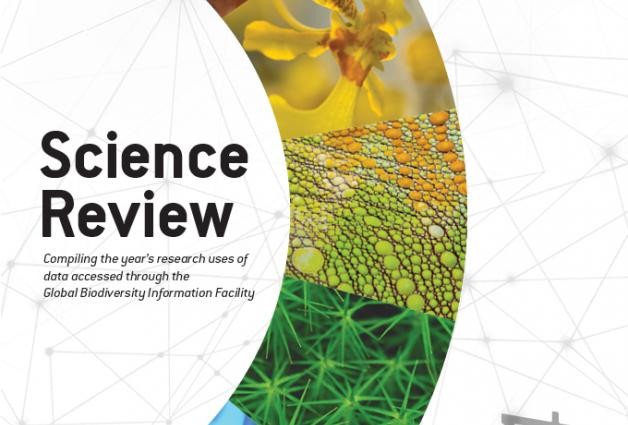 GBIF 2014 Science Review cover
