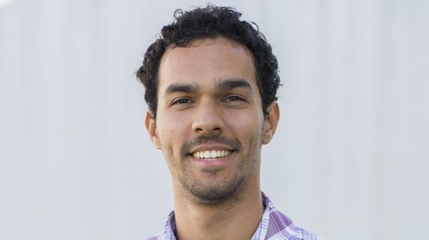 Bruno Umbelino da Silva Santos, 2016 GBIF Young Researchers Award winner